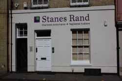 Photograph of Stanes Rand