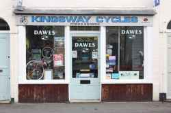 Photograph of Kingsway Cycles