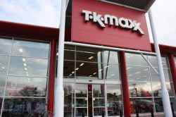Photograph of TK Maxx