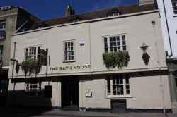 Photograph of The Bath House