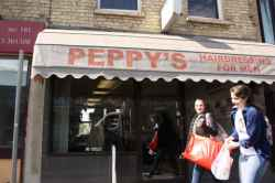 Photograph of Peppy's Hairdressing For Men