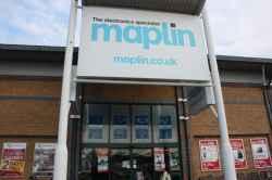 Photograph of Maplin Electronics