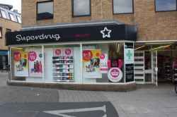 Photograph of Superdrug