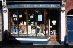 Photograph of Brian Jordan Music, Books & Facsimiles