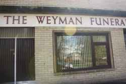 Photograph of The Weyman Funeral Home