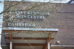 Photograph of Kelsey Kerridge Sports Centre