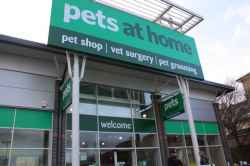 Photograph of Pets At Home