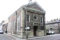 Photograph of Unitarian Church
