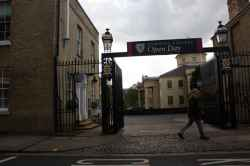 Photograph of Downing College