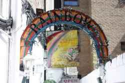 Photograph of Rainbow Café