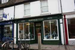 Photograph of King Street Cycles