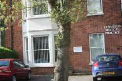 Photograph of Lensfield Medical Practice