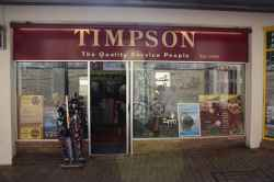 Photograph of Timpson