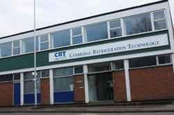 Photograph of Cambridge Refrigeration Technology