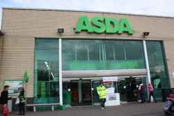 Photograph of Asda