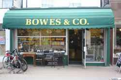 Photograph of Bowes & Co
