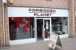 Photograph of Forbidden Planet