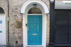 Photograph of Cambridge Overseas Trust