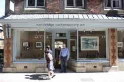 Photograph of Cambridge Contemporary Art