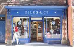 Photograph of Giles & Co