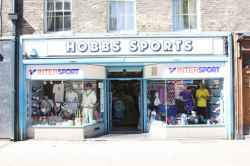 Photograph of Hobbs Sports