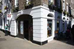 Photograph of Cambridge University Press Bookshop