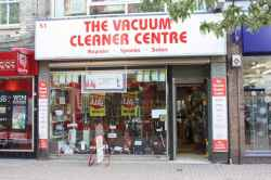 Photograph of The Vacuum Cleaner Centre