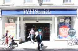 Photograph of WHSmith