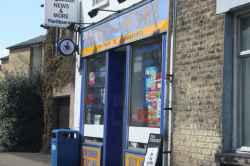 Photograph of Norfolk Street News