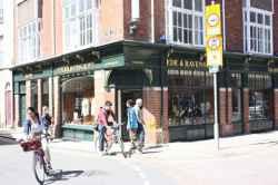 Photograph of Ede & Ravenscroft