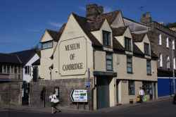 Photograph of Cambridge & County Folk Museum