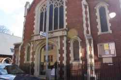 Photograph of Castle Street Methodist Church