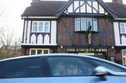 Photograph of The County Arms