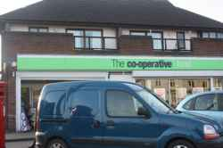 Photograph of The Co-operative Food