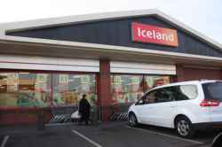 Photograph of Iceland
