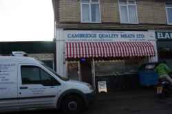 Photograph of Cambridge Quality Meats