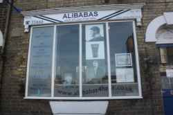 Photograph of Alibabas Barbers