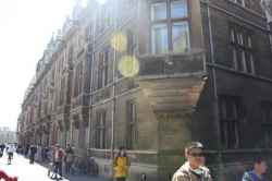 Photograph of Gonville & Caius College