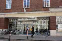 Photograph of Cambridge City Council