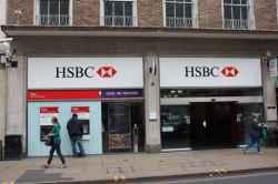Photograph of HSBC Bank
