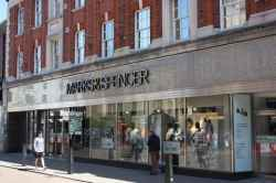 Photograph of Marks & Spencer