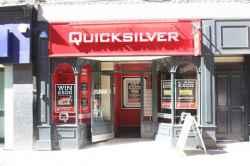 Photograph of Quicksilver