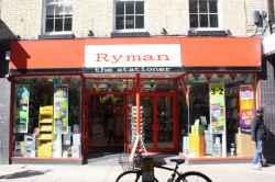 Photograph of Ryman