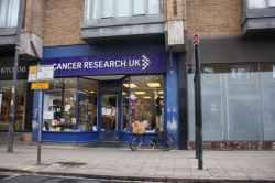 Photograph of Cancer Research UK