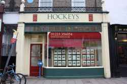 Photograph of Hockeys