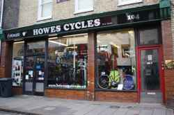 Photograph of Howes Cycles
