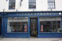 Photograph of Pizza Express