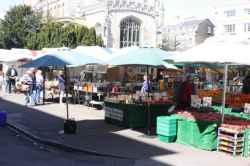 Photograph of Cambridge Market