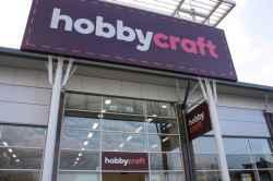 Photograph of Hobbycraft