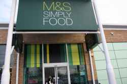 Photograph of Marks & Spencer Simply Food